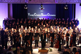 Konzert mit dem Young Cinema Sound Orchestra